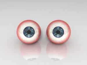 Eyes by Salvatore Vuono