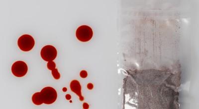 Top Tip:  Simulated Blood Powder Preparation