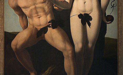 By Henk-Jan Kooiman (Adam en Eva) [CC BY-SA 2.0], via Wikimedia Commons
