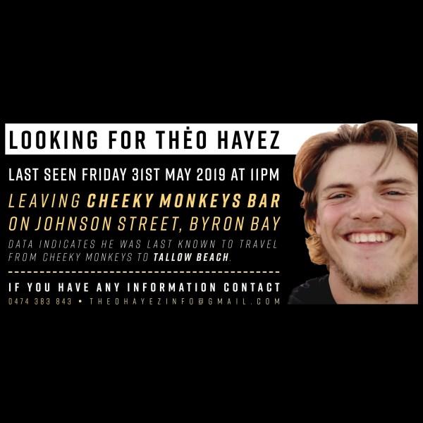 #theohayez #findtheohayez searching for theo hayez